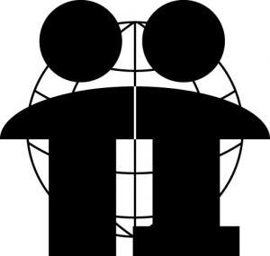 国際交流協会ロゴ