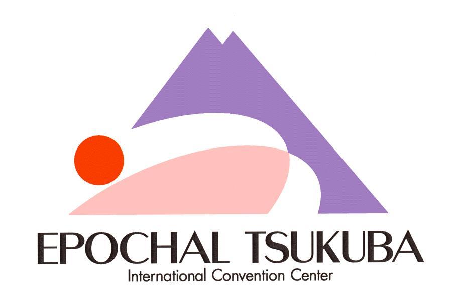 つくば国際会議場ロゴ